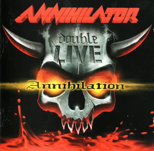 Annihilator - Double Live Annihilation